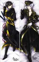 07-GHOST - Ayanami Anime Dakimakura Pillow Cover
