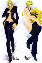 One Piece - Sanji Anime Dakimakura Pillow Cover