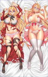 Freezing - Satellizer el Bridget Anime Dakimakura Pillow Cover