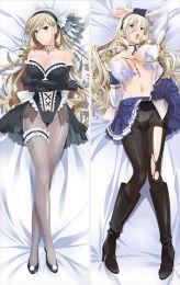 Walkure Romanze - Celia Cumani Aintree Anime Dakimakura Pillow Cover
