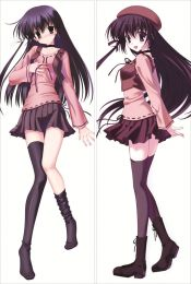 Naru Nanao artist Anime Dakimakura Pillow Cover