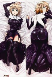 The Qwaser of Stigmata - Ekaterina Kurae Anime Dakimakura Pillow Cover