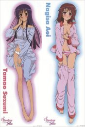 Strawberry Panic! - Tamao Suzumi + Nagisa Aoi Anime Dakimakura Japanese Pillow Cover