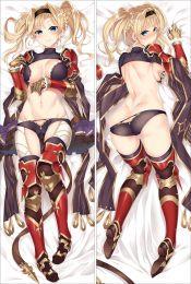Granblue Fantasy Zeta Anime Dakimakura Pillow Case