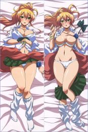 Tsukimi ri Yoshino Anime Dakimakura Pillow Cover