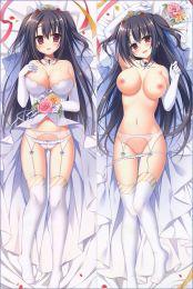 Dengeki Moeō Matsumiya Kiseri Anime Dakimakura Pillow Cover