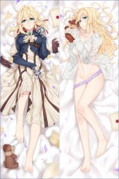 Violet Evergarden Violet Evergarden Anime Dakimakura Pillow Cover WOW-SM2011
