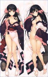 Utawarerumono Futari no Hakuoro Rurutie Anime Dakimakura Pillow Cover WOW-SM2035