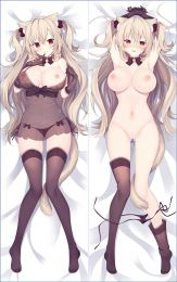 Miko Aritist Original Apart Legs With a Hole to Make Sex Anime Dakimakura Pillow Case WOW-SM2046-apart