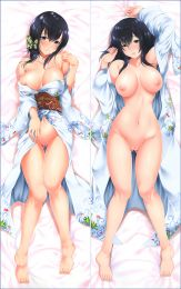 GARANA Original Tsukinose oko we Anime Dakimakura Pillow Cover WOW-SM2051