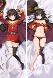 KonoSuba God's Blessing on This Wonderful World Megumin Anime Dakimakura Pillow Cover SM2416