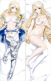 Bikini Warriors Anime Dakimakura Pillow Cover SM2629