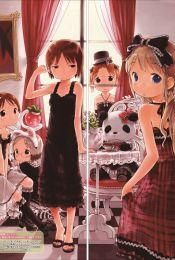 SM298 Strawberry Marshmallow Ana Coppola + Chika Itou ANIME DAKIMAKURA JAPANESE PILLOW COVER