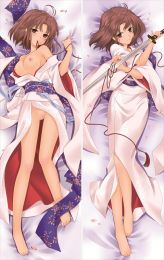 SM314 Kara No Kyoukai The Garden of Sinners - Shiki Ryougi ANIME DAKIMAKURA JAPANESE PILLOW COVER