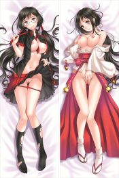 BLOOD-C - Saya Kisaragi Anime Dakimakura Japanese Pillow Cover