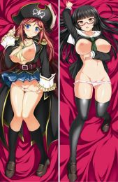 Bodacious Space Pirates - Marika Katou ANIME DAKIMAKURA JAPANESE PILLOW COVER