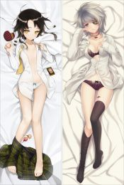 SM865 Sword Girls - Iri Flina + Sita Vilosa ANIME DAKIMAKURA JAPANESE PILLOW COVER
