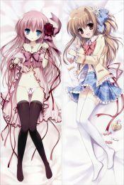 K-BOOKS karory - Heroines Best 5 Anime Dakimakura Japanese Pillow Cover