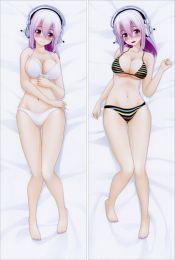 Super Sonico Anime Dakimakura Pillow Cover