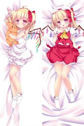 TouHou Project - Flandre Scarlet Anime Dakimakura Japanese Pillow Cover