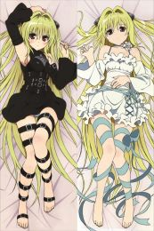 To Love-Ru - Konjiki no Yami Anime Dakimakura Pillow Cover