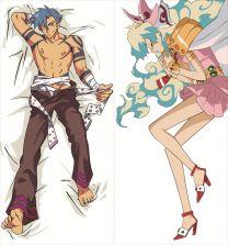Tengen Toppa Gurren Lagann - Nia Teppelin Anime Dakimakura Pillow Cover