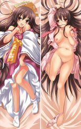 LUCKY or UNLUCKY! - Princess Nosakuya Unohana Anime Dakimakura Pillow Cover