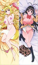 Kanokon - Chizuru Minamoto + Chizuru Minamoto Anime Dakimakura Pillow Cover
