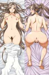 Ah! My Goddess - Belldandy Anime Dakimakura Pillow Cover
