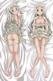 Anohana, The Flower We Saw That Day - Meiko Honma Anime Dakimakura Pillow Cover