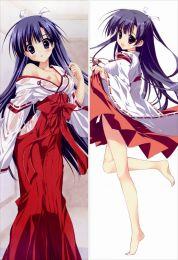 Hoshizora e Kakaru Hashi - Koumoto Madoka Anime Dakimakura Pillow Cover