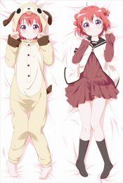 Yuruyuri - Akari Akaza Anime Dakimakura Pillow Cover