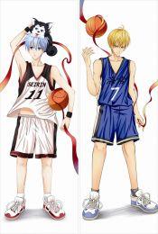 Kuroko's Basketball - Tetsuya Kuroko Anime Dakimakura Pillow Cover