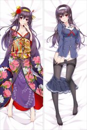 Original Saekano Dakimakura Utaha Kasumigaoka Anime Hugging Body Pillow Case