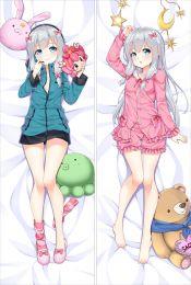 Original Eromanga Sensei Dakimakura Izumi Sagiri Anime Hugging Body Pillow Case