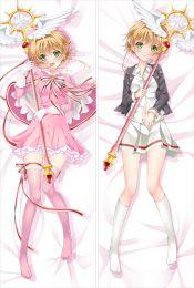 Cardcaptor Sakura Kinomoto Sakura Anime Dakimakura Pillow Cover