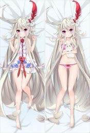 Last Period The Story of an Endless Spiral Choco Anime Dakimakura Pillow Cover