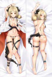 Arknights Ifrit Anime Dakimakura Pillow Cover YC0897