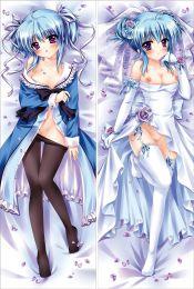Mashiroiro Symphony The Color of Lovers Sakuno Uryū Anime Dakimakura Pillow Cover WOW-YC207