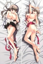 Yakin Byoutou  Anime Dakimakura Pillow Cover