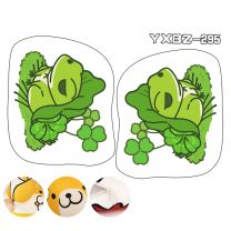 Travel Frog Shaped Pillow YXBZ295
