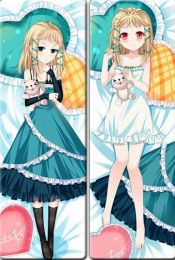 Black Bullet - Tina Sprout Anime Dakimakura Japanese Pillow Cover