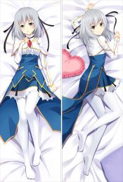 sm1713 Undefeated Bahamut Chronicle-Airi Arcadia  ANIME DAKIMAKURA JAPANESE PILLOW COVER