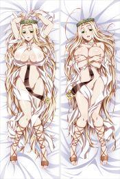 Kuroinu ~ Kedakaki Seijo wa Hakudaku ni Somaru ~ Celestine Lucross Anime Dakimakura Pillow Cover sm2250