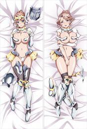 Kuroinu ~ Kedakaki Seijo wa Hakudaku ni Somaru ~ Claudia Levantine Anime Dakimakura Pillow Cover sm2251