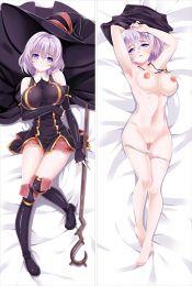 Grimgar of Fantasy and Ash Shihoru Anime Dakimakura Pillow Cover sm2283